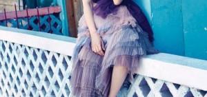 演員金泰熙在坎昆拍攝畫報 展現女神級美貌