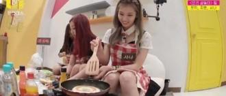 【影片】TWICE在《Today′s Room》搖身廚娘 忙得手忙腳亂