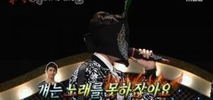 昶旻戴面具很敢說 黑澤演不會唱歌