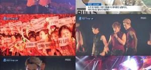 神話登上MBC《News Desk》 17年最長壽偶像的威嚴