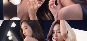 Jessica公開YSL拍攝花絮,奢華又典雅