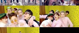 B.A.P,「Feel So Good」MV預告片..搞怪表情「魅力大釋放」