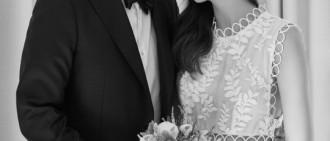 成宥利與高爾夫選手結為連理 親筆公開結婚心情