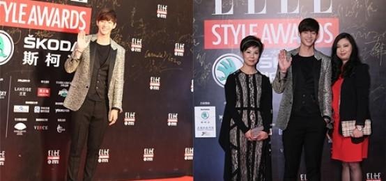 精靈老公'宋再臨訪中國 被熱情粉絲們感動