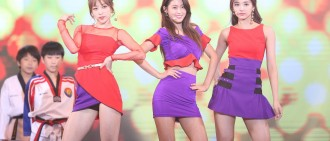 [視頻]Seolhyun, Tzuyu and Hani 一起表演Wonder Girl Tell Me