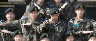 T.O.P 軍中訓練所照片公開