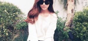 Jessica「冰山公主的魔力」 悠閑日常生活也搶鏡(圖)