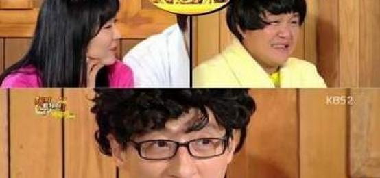 劉在錫吃蟋蟀強骨 網友搞笑勸阻