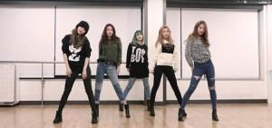 4Minute為何回歸初心 追求獨特「強勁」音樂風格?