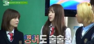EXID成員Hani精通漢語英語 才貌雙全迷倒KangNam-南洙赫