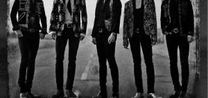 Bigbang公開首個預告照,專屬於BigBang的黑白氛圍