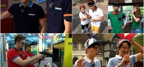 《Running Man》全國遊樂園巡迴,李成宰、Ailee、池昌旭、金泰宇、2AM 瑟雍超豪華陣容總出動!