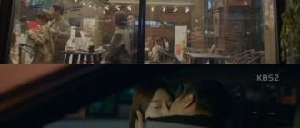《太后》也難逃間接廣告炮彈 竟在方向盤前親吻?