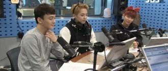 EXO-CBX節目談小分隊活動 稱EXO成員毫不羨慕