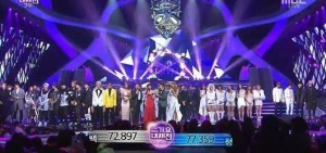 EXO力量爆發?《MBC歌謠大祭典》青隊連續兩年獲勝