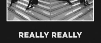 WINNER新輯海報公開 主打歌名為《REALLY REALLY》