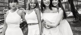 Sistar新曲概念照公開 盡顯友好情誼