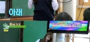 HaNi身穿校服跳《上下》 惹來爆發性反應