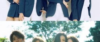 4人組合f(x) 今(10/29)在《M COUNTDOWN》獻出新歌處女秀