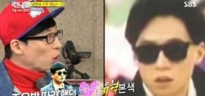 《Running Man》金鐘國-劉在錫-宋智孝的20歲容貌曝光