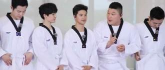 姜虎東等參與中國版《藝體能》錄製 將於7月17日首播
