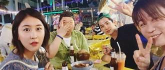 Rain金泰熙-太陽閔孝琳 歌手與演員的戀愛時代