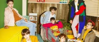 Block B新曲音源榜奪冠 11日見面會首次演唱新曲