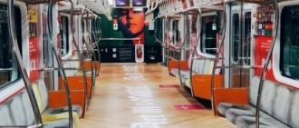 首爾地鐵開通權志龍列車 昨日起運行一個月