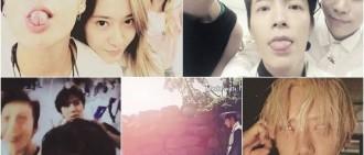 【韓星微博】EXO燦烈出謎語癱瘓網站 YG梁鉉錫劇透Big Bang新歌