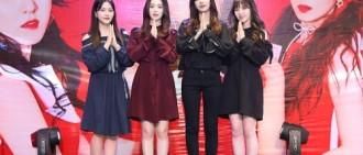 Red Velvet泰國人氣火熱 粉絲暖心為成員慶生