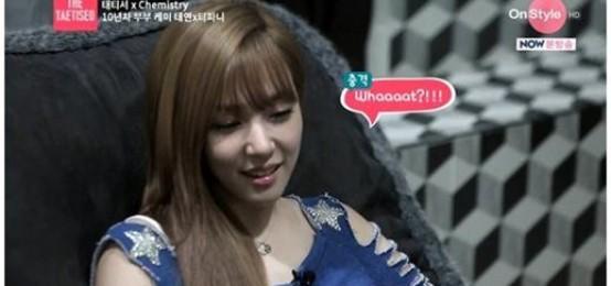 太妍公開對蒂芬妮的第一印象:以為是姐姐