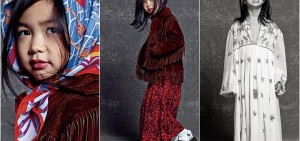 Haru第一次單獨時尚畫報公開,活潑又不羈