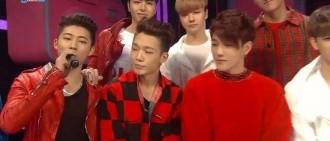 《人氣歌謠》iKON致謝G-Dragon:真的非常仰慕您