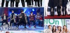 10人組EXO三月回歸? 《音樂銀行》河內公演公開新曲