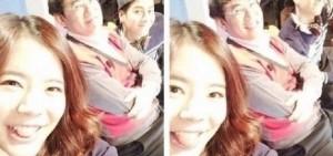 Sunny-Jackson-李京奎《世界的鯽魚餅》認證照:Jackson成功搶鏡