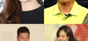 成宥利與侑莉都與運動員相戀 Yuri們都喜歡運動員?