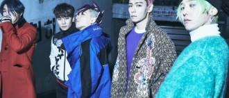 BIGBANG回歸受訪:將帥氣地持續活動