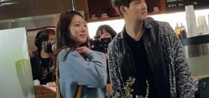 《我結》李宗泫-孔升妍約會現場畫面捕捉 已經成為情侶了?