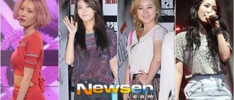 Wonder Girls目標8月3日回歸 宣美補先藝位發片