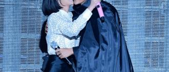 [視頻]Lee Jun Ki 成為IU 台灣演唱會嘉賓並表演了月亮戀人中的經其片段