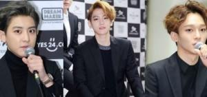 EXO燦烈-伯賢-CHEN出演《你好》,「比格Line」藝能感令人期待