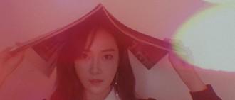 Jessica曬美照 女神不乏可愛魅力