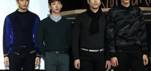 2AM各自選擇不同經紀公司 JYP解釋成員之間感情好