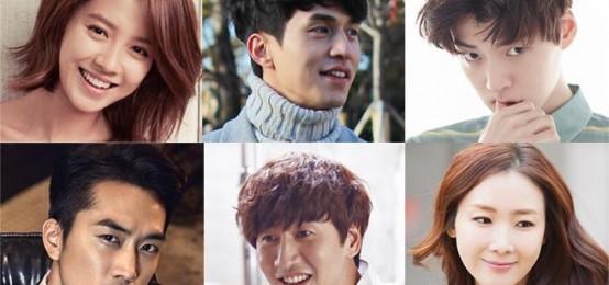 【2014 MAMA】李光洙、宋智孝、蔡琳夫婦等亞洲巨星點亮MAMA舞台