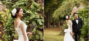 10位穿上婚紗禮服最美麗的女IDOL