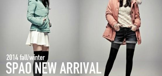 10個2014韓國冬季女裝流行趨勢