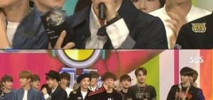 EXO「Call Me Baby」獲SBS「人氣歌謠」冠軍
