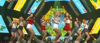 《人氣歌謠》Sistar獻最後舞台 七年活動正式結束