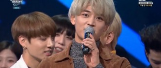 【影片】SHINee擠下Apink 抱走《M COUNTDOWN》冠軍