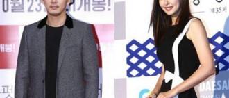 尹啟相為女友李哈妮公演應援 堪稱圈內模範情侶